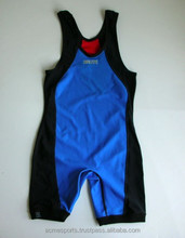 Cheap mens custom made wrestling singlets for sale