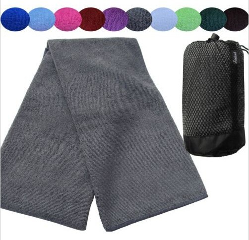 super absorbent easy drying factory microfiber sport towel