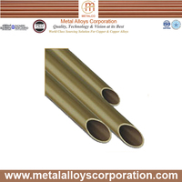 Aluminium Brass Tubes India