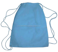 Agent with polyester Vietnamese drawstring promotional bag