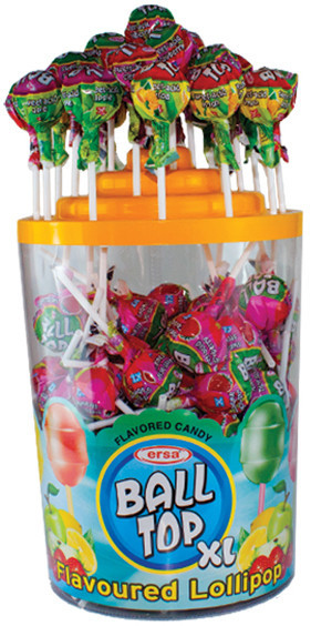 Flavoured Candy Lollipop