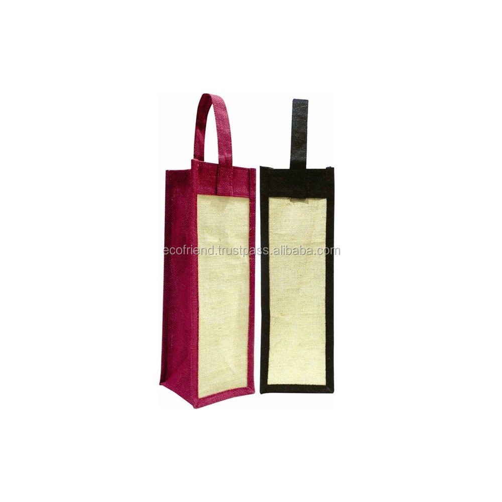 50pcs 1's Bottle Jute Bag (B0263)
