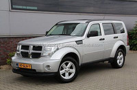 USED CARS - DODGE NITRO 2.8 CRD 4WD (LHD 5785 DIESEL)