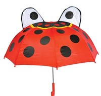 "28"" LADY BUG UMBRELLA"
