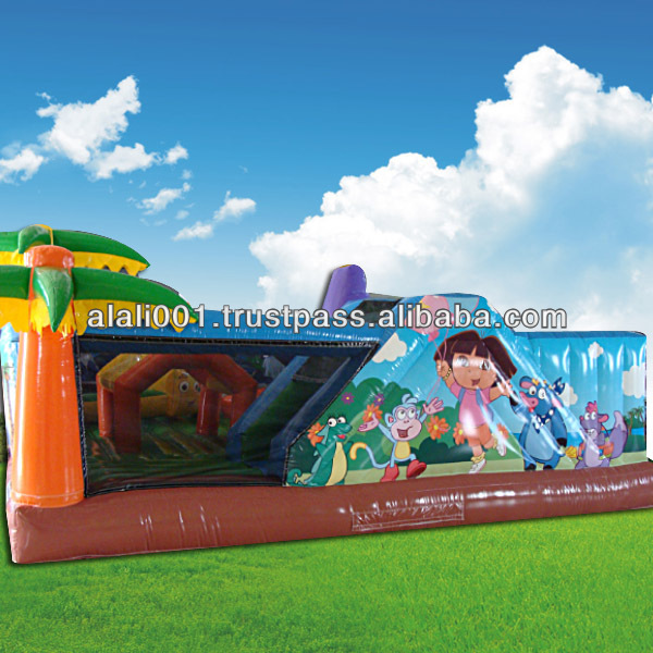 2015 inflatable bouncer