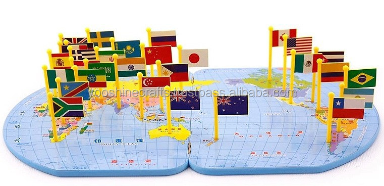 Inserting flags game, flag game jigsaw puzzle