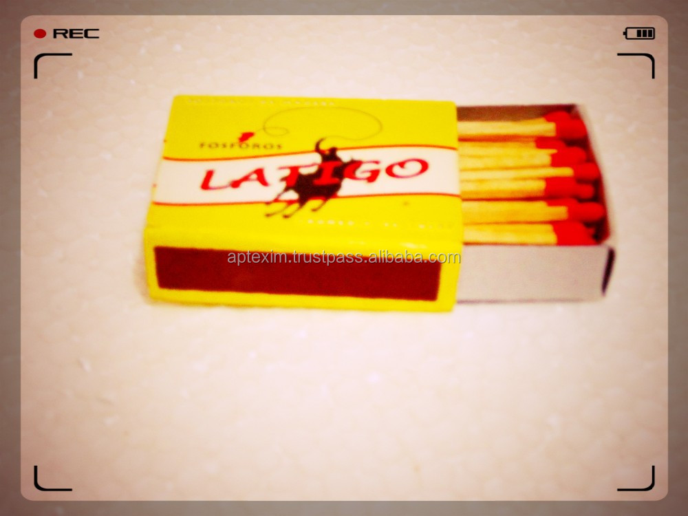 NO 1 BRAND OF SAFETY MATCHES (RED PHOSPHORUS) supply for Nigeria