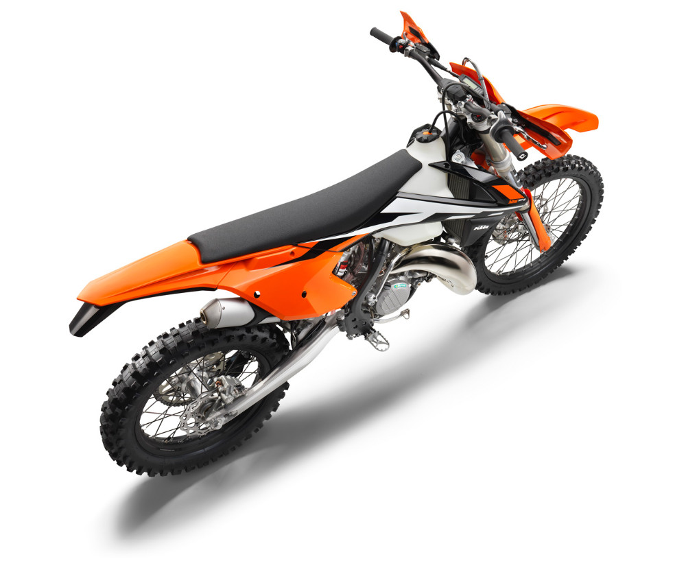 KTM Enduro 125 XC-W 2017 ( 125cc DIRT BIKE )