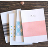 [EEDEN DESIGN]2016 calendar notebook/office student diary book