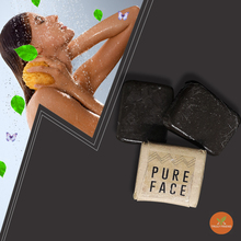 Beauty of nature Pure By face natural mineral soap.Protect skin from acne & rash, anti-Wrinkles.