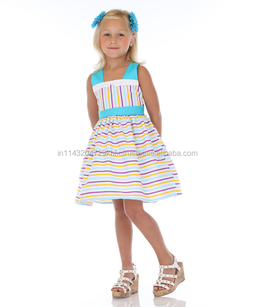 Unique Design Baby clothing girls dresses - Frock