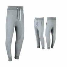 MEN'S COTTON RICH GREY JOGGERS, JOGGER PANTS, JOGGER SWEATPANTS