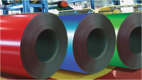 PRE-PAINTED GALVANIZED/ALUZINC STEEL IN COIL/SHEET (PPGI/PPGL)