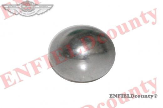 "AUCTION STEEL MADE STEERING BALL FOR MASSEY FERGUSON 35 135 148 1/2"" OD"