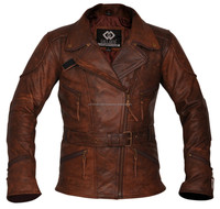 2015 Customized Leather Motorcycle jacket, Men motorcycle leather jackets,