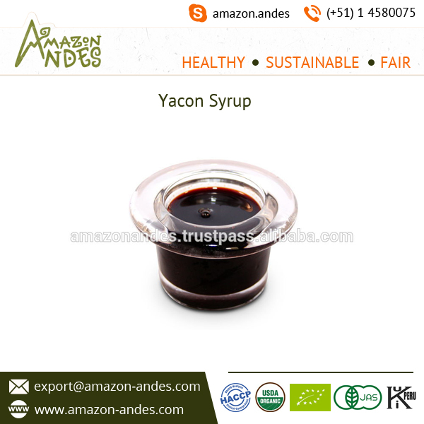 Organic Yacon Syrup Available for Bulk Supply