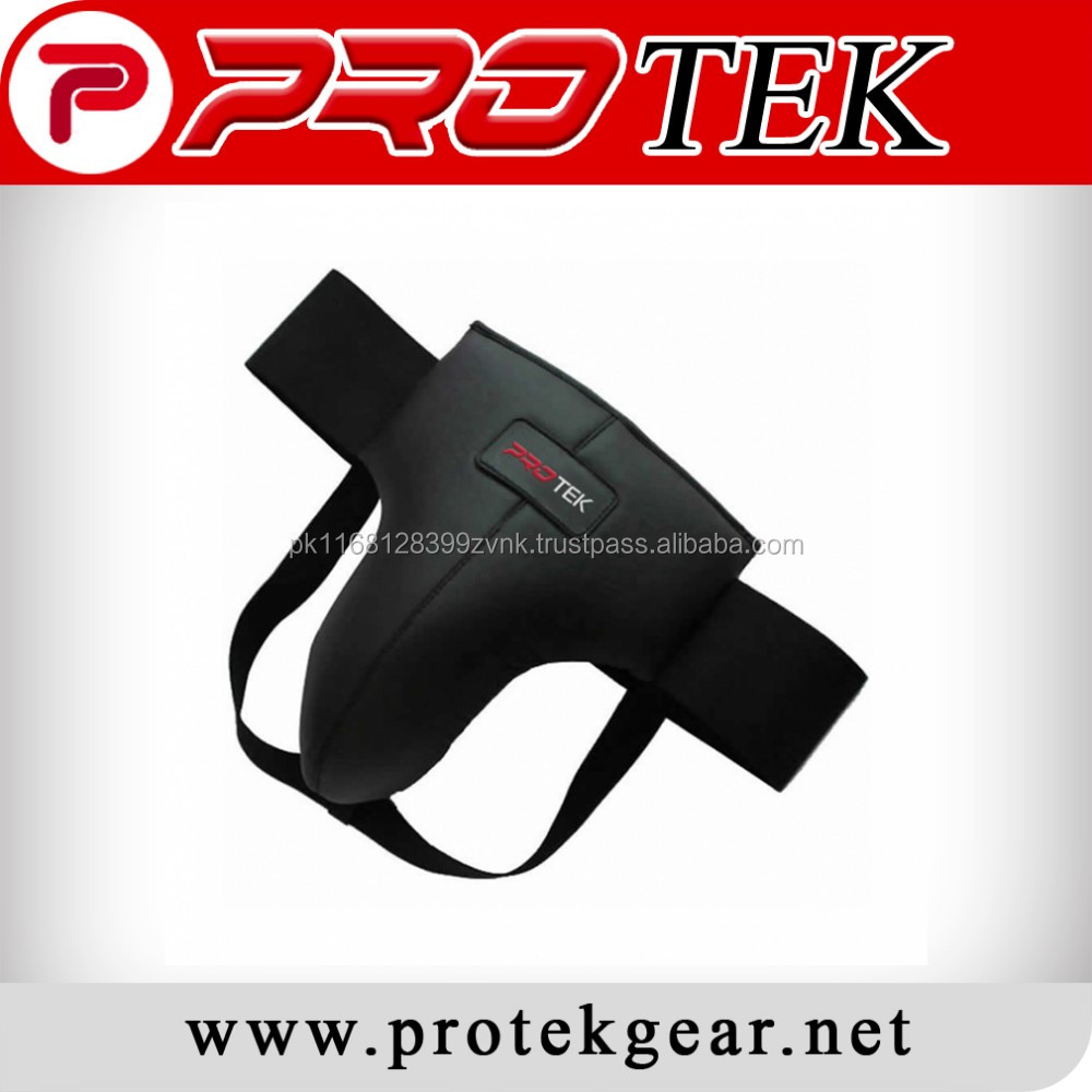 Men sport Protection Boxing Groin Guard / Groin Guard In Different Color