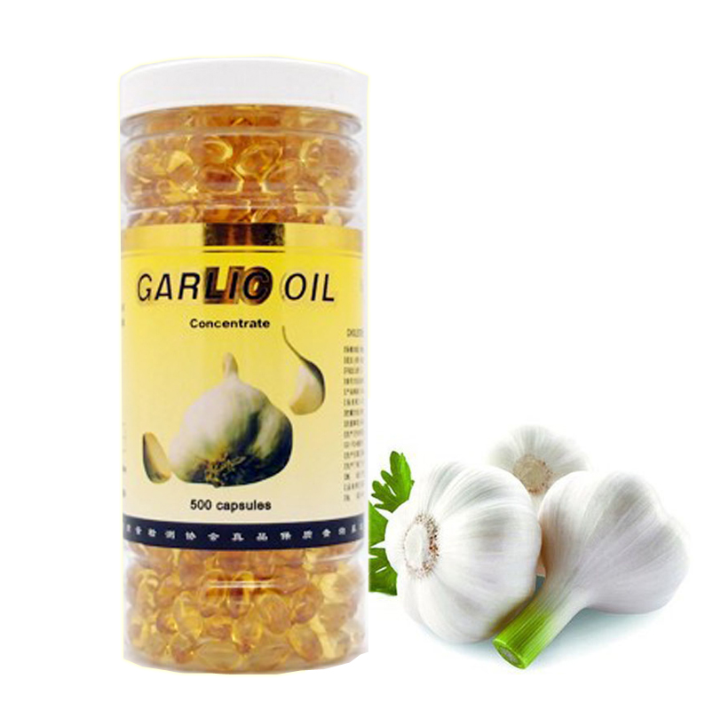 100% Natural Seed Oil Garlic Oil Allicin Oil CAS NO.:8000-78-0 For Anti Cancer
