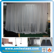 Portable pipe and drape event party rentals