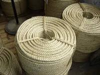 3 strand hemp natural sisal rope / manila sisal twist rope / abaca 40mm sisal rope for marine