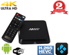 M8S+ TV Box XBMC KODI - 2GB RAM + 8GB ROM 4K x 2K H.265 Decoding 2.4G 5G WiFi Bluetooth4.0 Android 5.1 Amlogic S812 Quad core