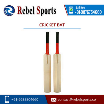 User Friendly Long Lasting Soft Ball Cricket Bats at Genuine Price