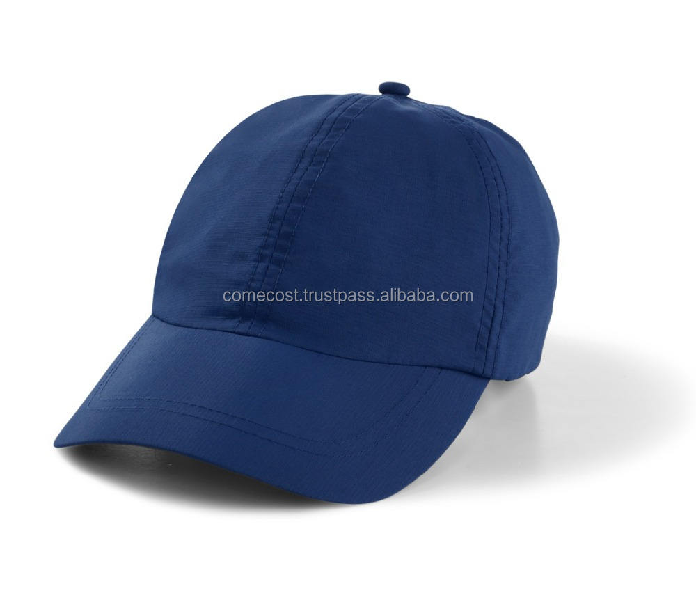 Brand new blank running cap fitted blank baseball cap