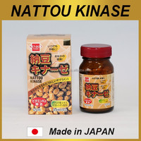 Healthy food japanese nattokinase enzyme for online shopping malaysia