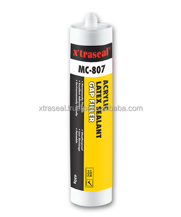 MC807 Acrylic Latex Sealant