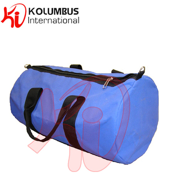 Barrel Bag Gym Fitness Training Workout Sports Holdall Accessory, College School Gym Duffle Bag, Available In Almost All Colours