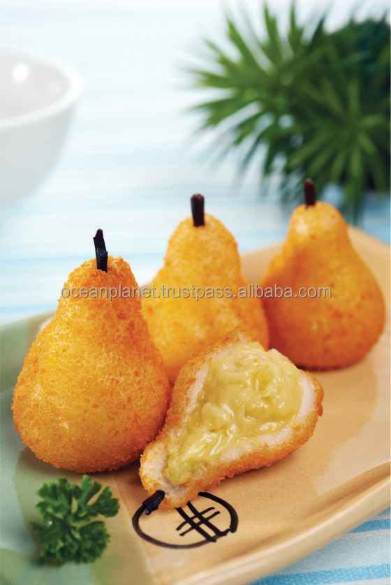 Frozen Foods Golden Pear Dumpling