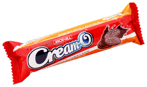 CREAM O CHOCOLATE SANDWICH COOKIES WITH CHOCOLATE FLAVOURED CREAM PACK 85G