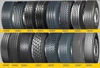 Thailand High Performance Truck Tires