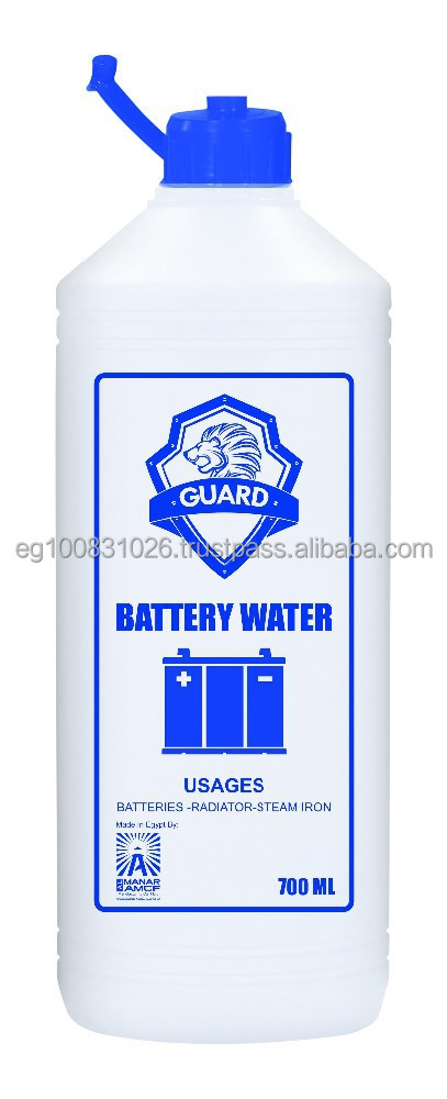 Guard Battery Water