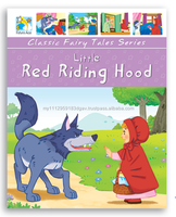 Story book - Reading Books (FA 5111E Little Red Riding Hood)