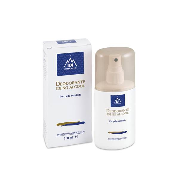 Idi Idi No Alcohol Deodorant 100ml