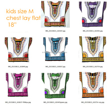 vintage KIDS kiddo HIPPIE BOHO GYPSY ART music festival African Dashiki Shirts