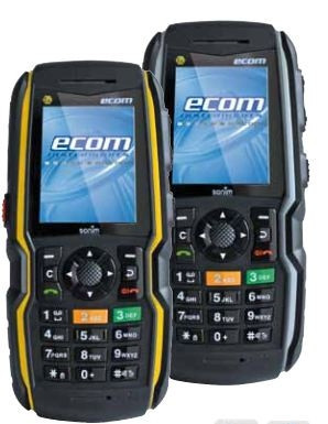 Intrinsically Safe Mobile Phones