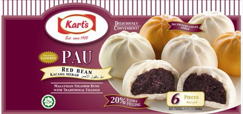 Kart's Pau Red Bean