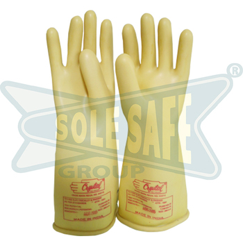Electrical Hand Gloves SSS-PPE-HAP-EHG-510B Super Safety Services