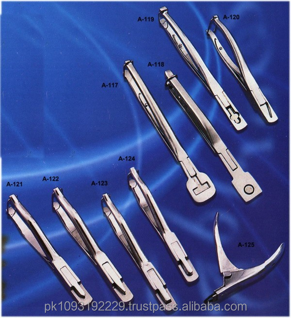 Professional Ear Notcher All Shapes Sheep, Goat, Nail Tip Cutter Veterinary Instruments High Quality Stainless Steel