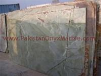 EXPORT QUALITY AFGHAN GREEN ONYX SLABS COLLECTION