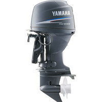 FREE SHIPPING FOR USED YAMAHA 60HP 4 STROKE OUTBOARD MOTOR ENGINE