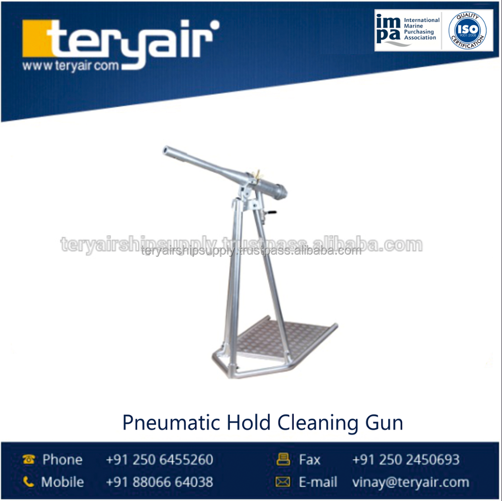 Air Driven Pneumatic Hold Cleaning Gun