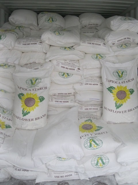 TAPIOCA FLOUR/ TAPIOCA STARCH/ MODIFIED STARCH WITH HIGH QUALITY