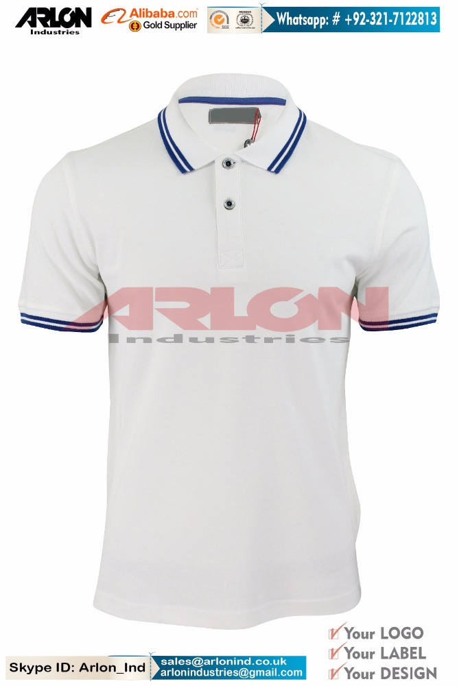 Custom Logo Eye Catching Color Polo Shirts Mens Fashion Design Polo T Shirt On Wholesale Price