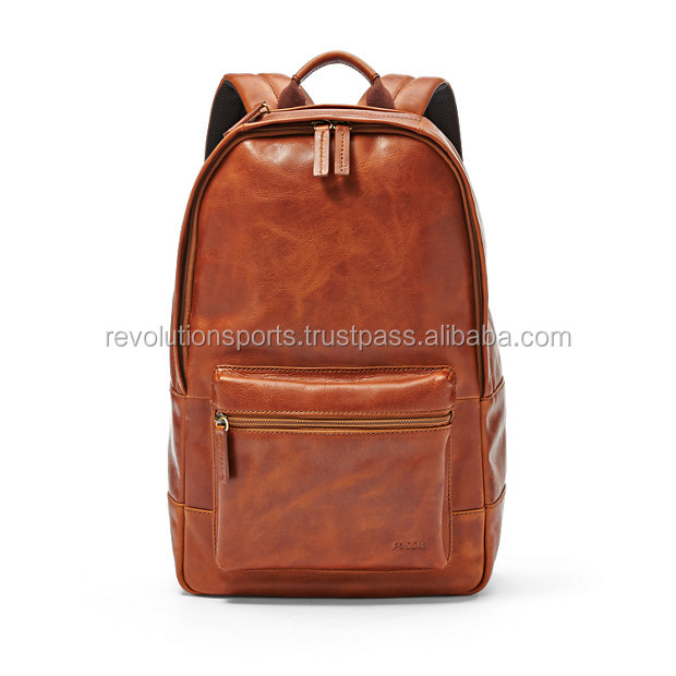 Whole sale customized New Design exotic Leather Laptop bag Packs best seller 2017