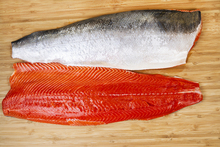 Whole Sale Frozen Wild Pink/Frozen Salmon Filet Portion/Fresh Norwegian Salmon Filet