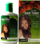 HERBAL HAIR TONIC FOR RE-GROWTH HAIR