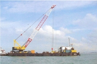 BG00082394 - Accomodation / Crane Barge